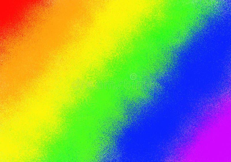 Pride Background abstrait grunge illustration de vecteur