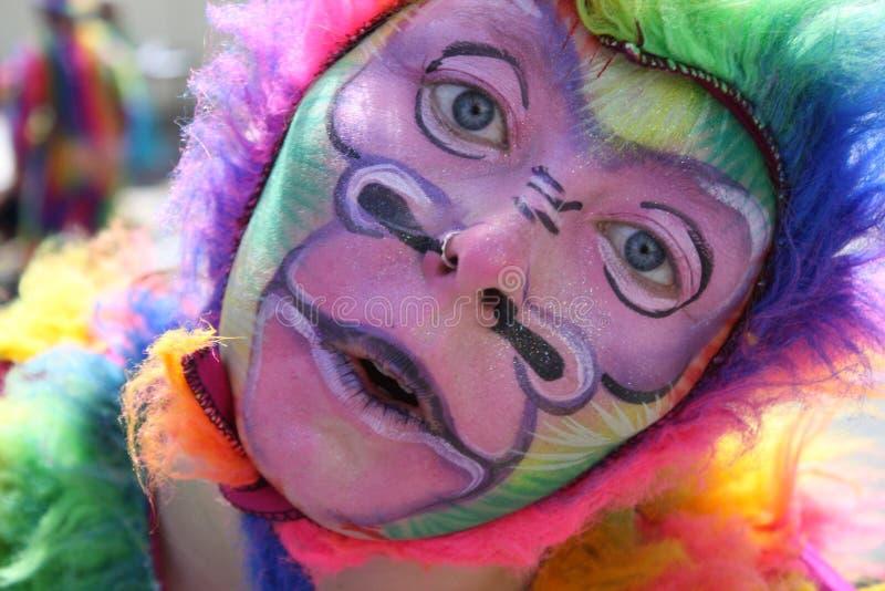 Pride monkey stock images