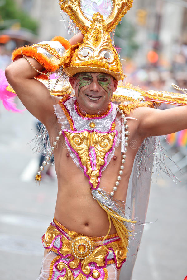Download Pride Parade NYC 2011 editorial photo. Image of costumes - 20104011