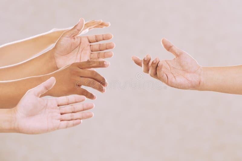 prier l'aide photo libre de droits