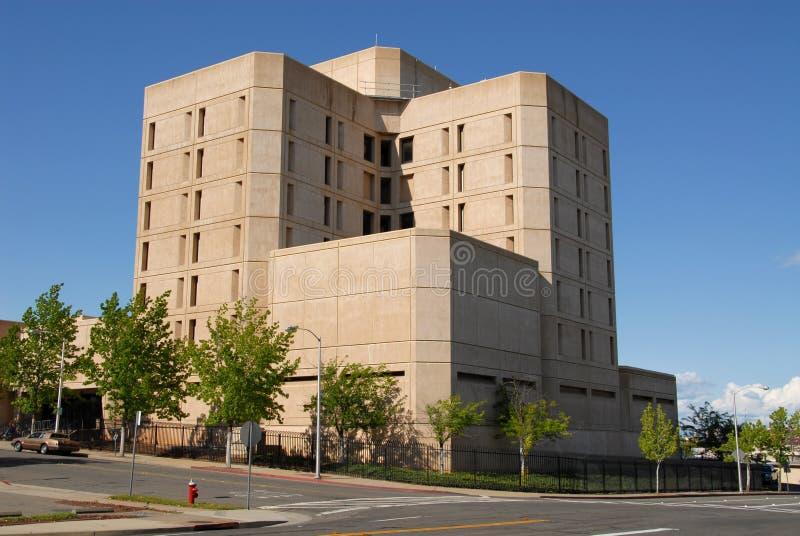 Prigione della contea di Shasta immagine stock