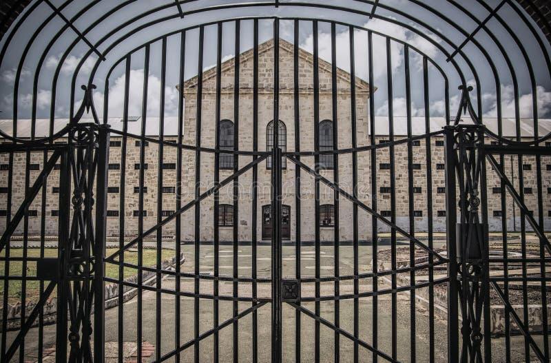 Prigione di Freemantle immagini stock
