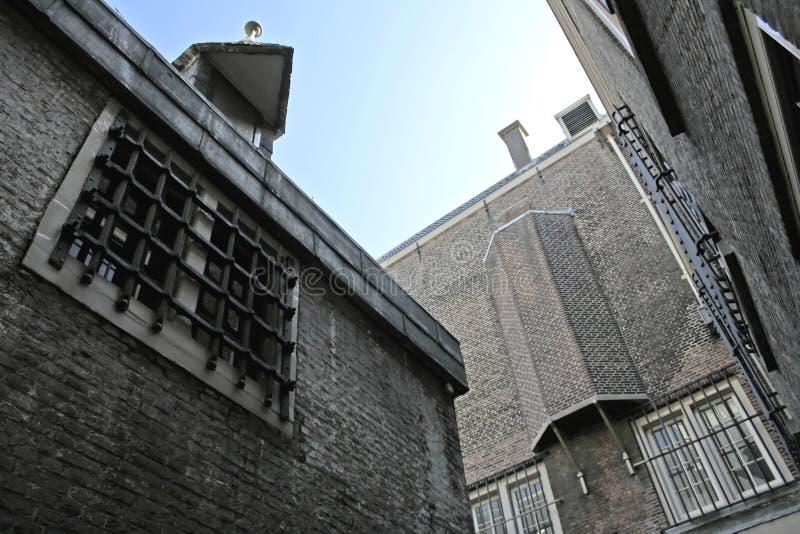 Prigione medioevale immagine stock