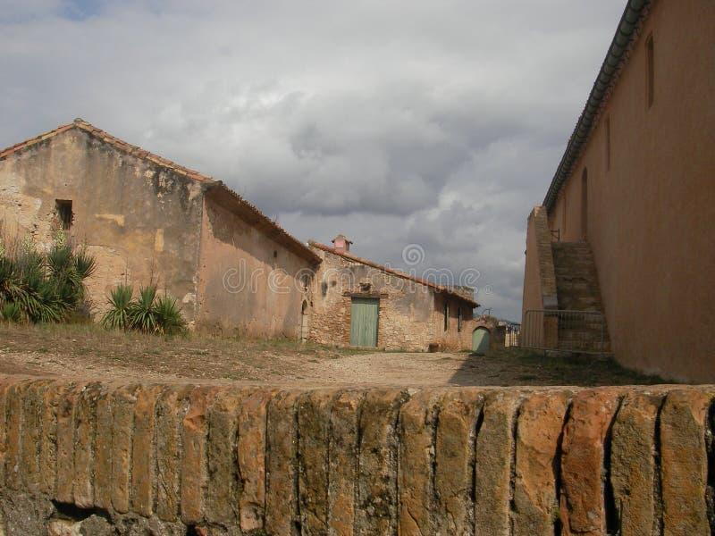 Prigione sull'isola della margarita del san immagine stock
