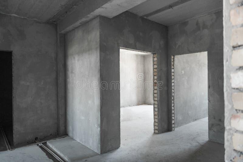 Primärreparatur von Voraussetzungen im Neubau lizenzfreie stockbilder