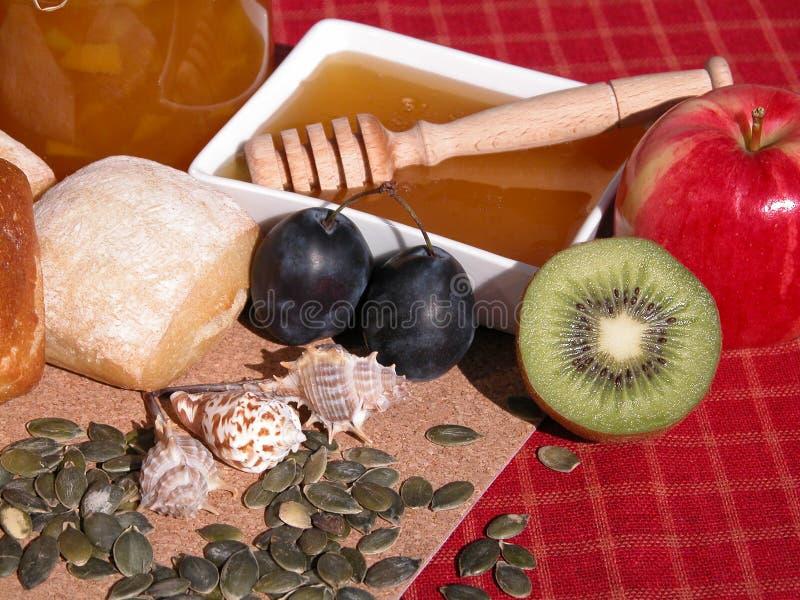 Download Prima colazione fotografia stock. Immagine di pasto, mele - 220026