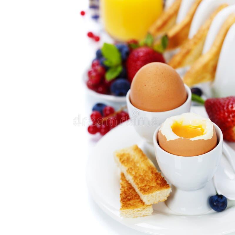 Prima colazione deliziosa fotografia stock