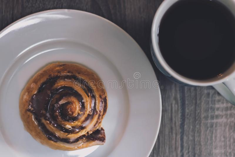 Prima colazione squisita immagine stock libera da diritti