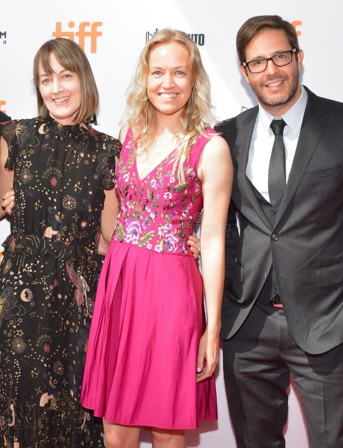 Prima del ` di Unicorn Store del ` di Brie Larson Directory Debut al festival cinematografico 2017 dell'internazionale di Toronto fotografia stock