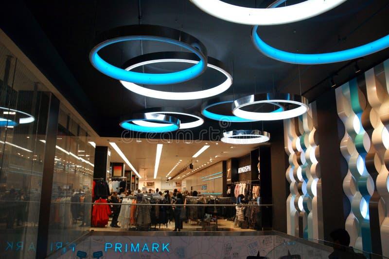 Primark @ Westfield shopping city stock photos