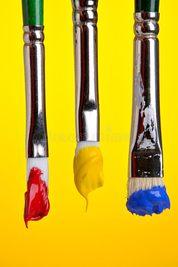 Free Primary Colors Royalty Free Stock Image - 1561156