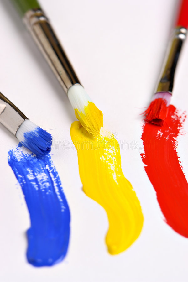 Free Primary Colors Stock Photography - 1564122