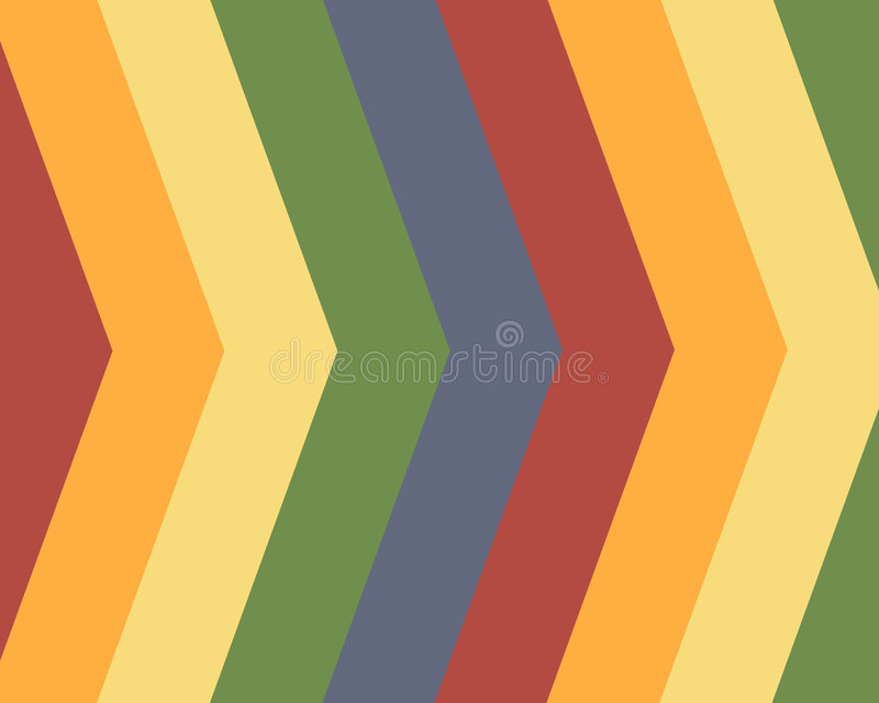 Primary Colors Striped Background Royalty Free Stock Images