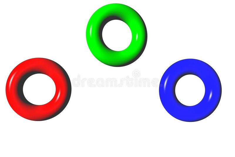Download Primary Colors Three Stock Photo - Image: 777460