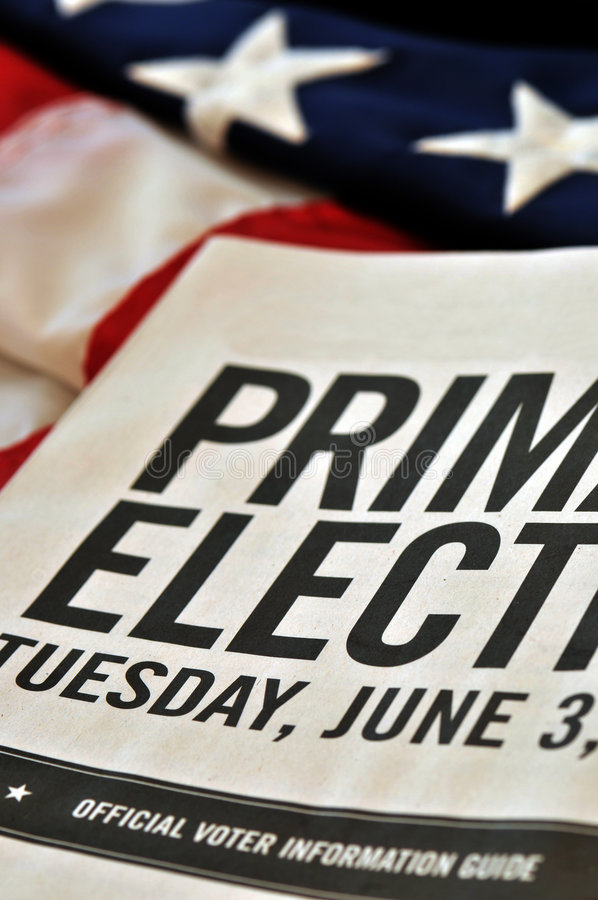 Download Primary Election stock image. Image of colors, choices - 5116217
