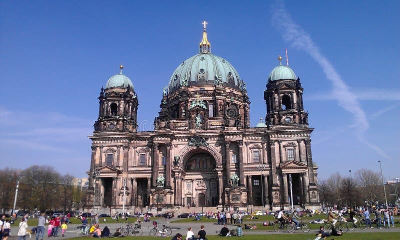 Primavera a Berlino immagine stock libera da diritti