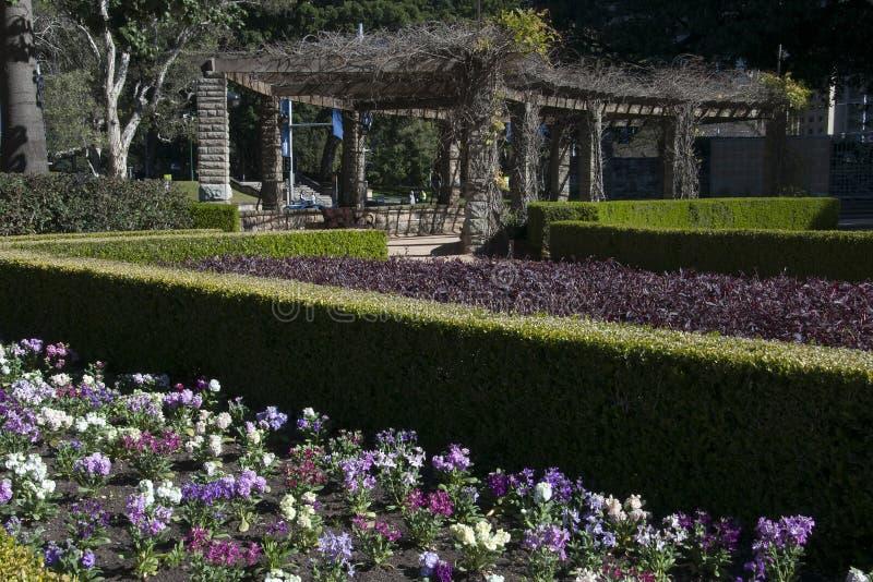 Primavera en el jardín de Sandringham, Hyde Park imagen de archivo
