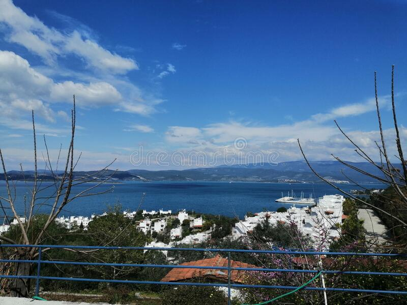 Primavera na Turquia fotos de stock