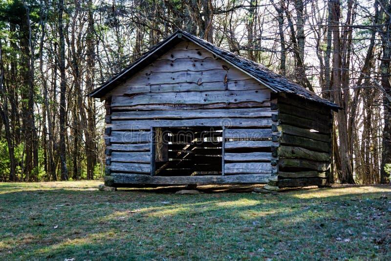 Primavere fresche Baptist Church immagine stock