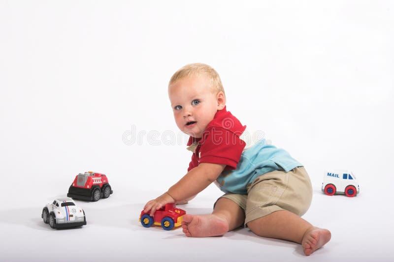 Prime automobili immagine stock