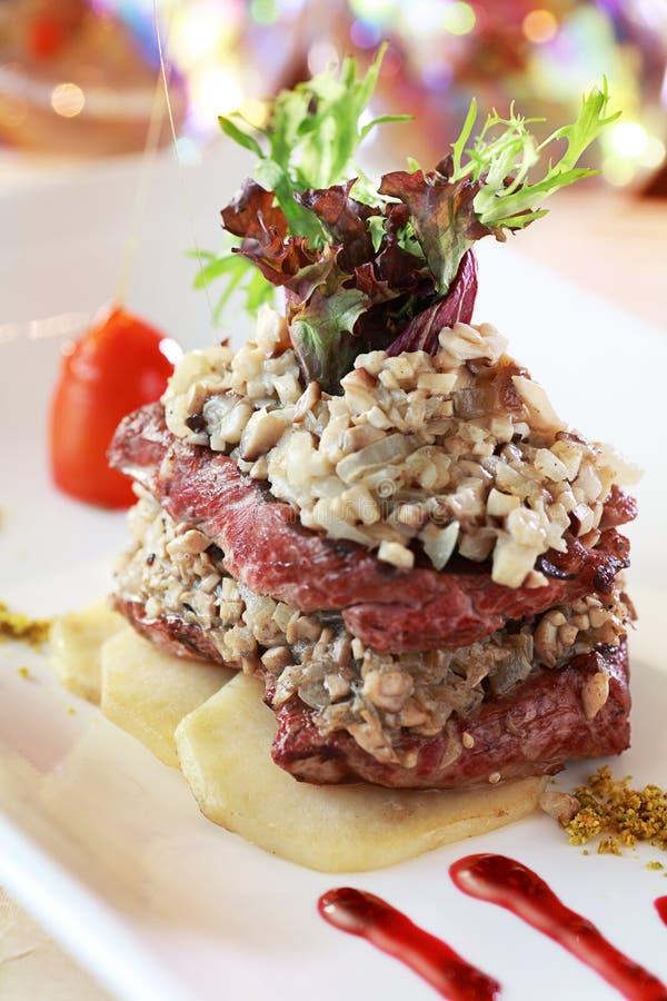 Free Prime Filet Mignon Steak Stock Photo - 7530500
