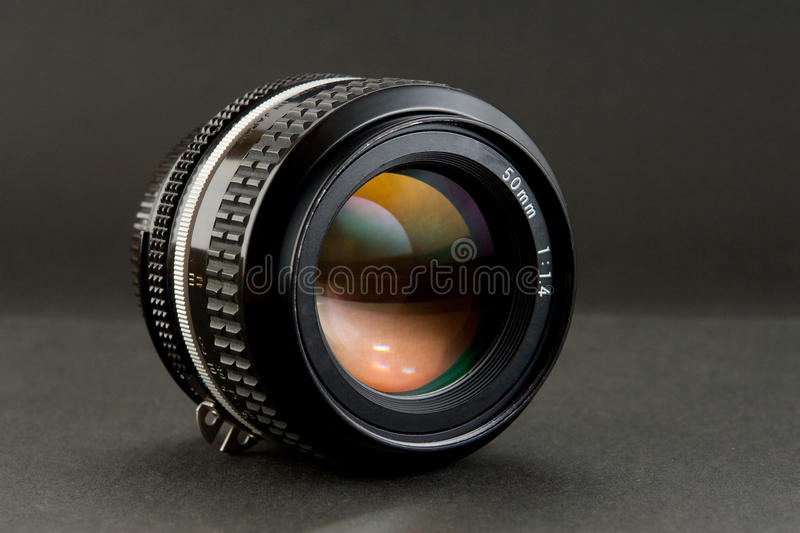Prime Lens Royalty Free Stock Images