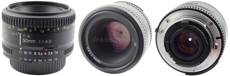 Prime Lens royalty free stock photos