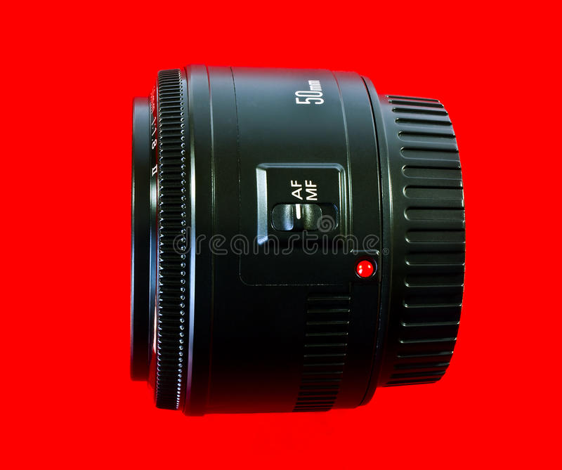 Download Prime lens stock photo. Image of prime, automatic, markings - 23813788