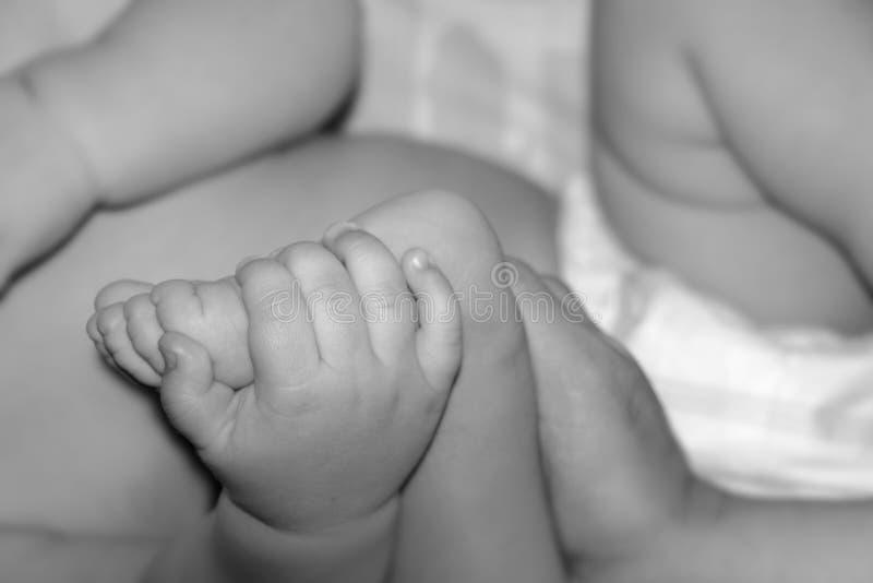 Primeiro ano de vida, maternidade foto de stock royalty free