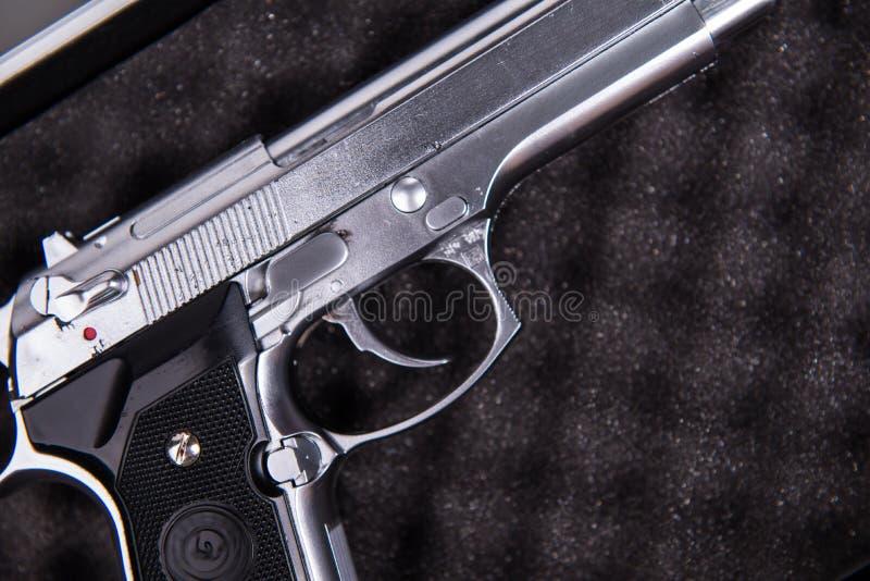Primer de la arma de mano imagen de archivo
