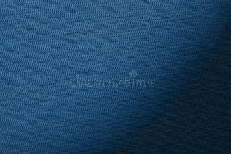 Primer de la textura azul inconsútil de la materia textil para el fondo foto de archivo libre de regalías