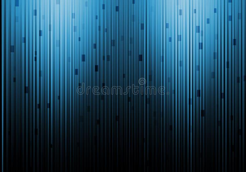 Primer de las fibras ópticas, telemática moderna imágenes de archivo libres de regalías