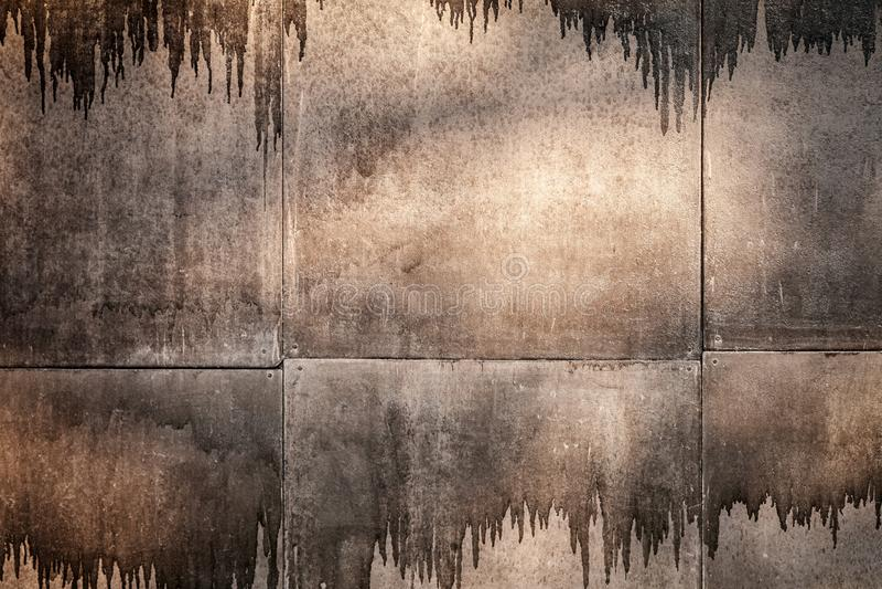 Primer de una pared de madera fotografía de archivo libre de regalías