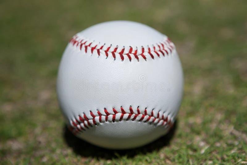 Primer del béisbol foto de archivo libre de regalías