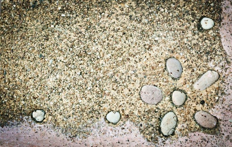 Primer del bastidor de piedra arenoso imagen de archivo