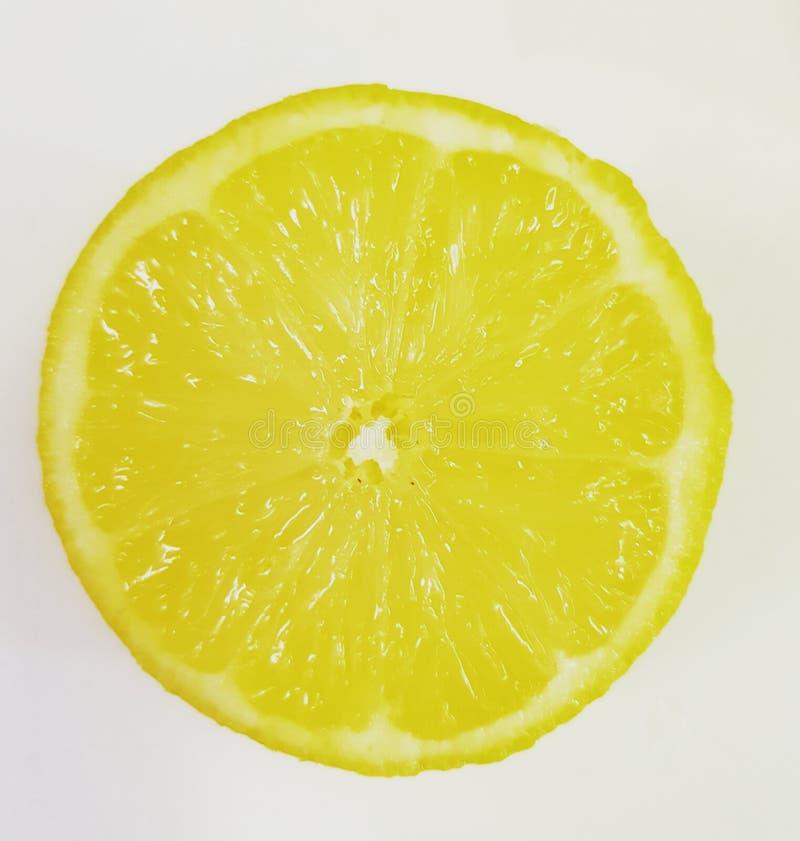 Primer del limón imagen de archivo libre de regalías