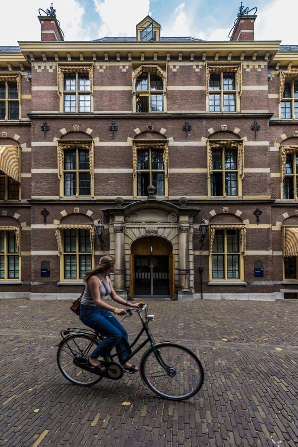 Primer ministro oficina holandés imagen de archivo libre de regalías