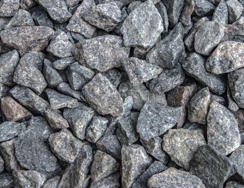 Primer org?nico gris de tierra de la textura de la piedra natural foto de archivo libre de regalías