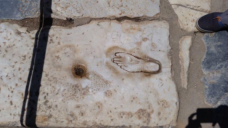 Primer símbolo para el burdel imagen de archivo