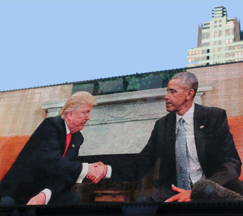 Primera reunión foto de archivo