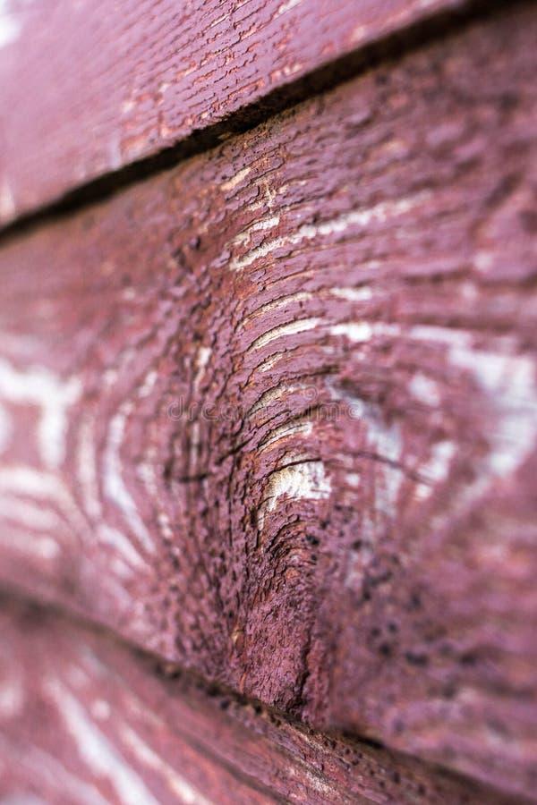 Primo piano del bordo di legno fotografia stock