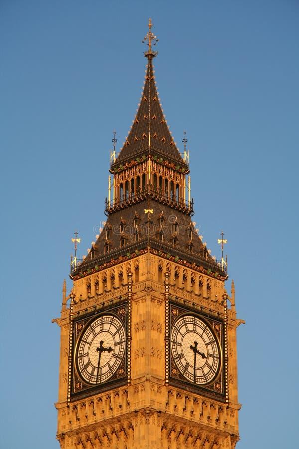 Torre di Elizabeth fotografie stock