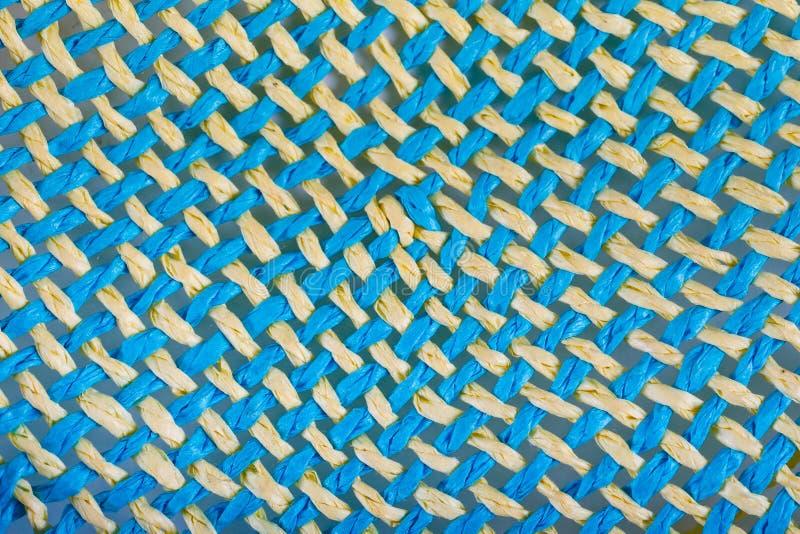 Primo piano del materiale indigeno di stile per fondo immagine stock