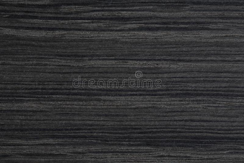 Primo piano di fondo di legno Legno nero quercia immagini stock libere da diritti