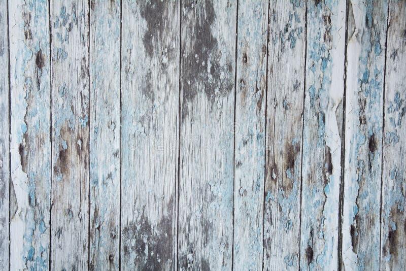 Primo piano di vecchia priorità bassa di legno di struttura delle plance immagine stock libera da diritti