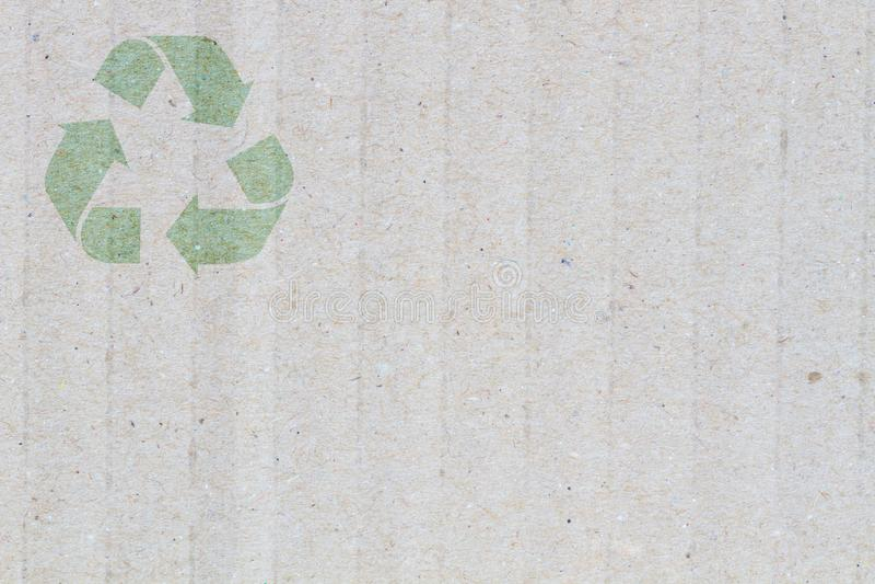 Primo piano Grey Paper Background fotografia stock