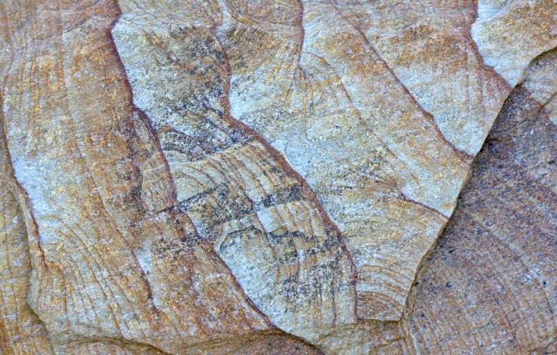primo piano rosso di struttura del fondo della parete di pietra dell'ardesia immagini stock