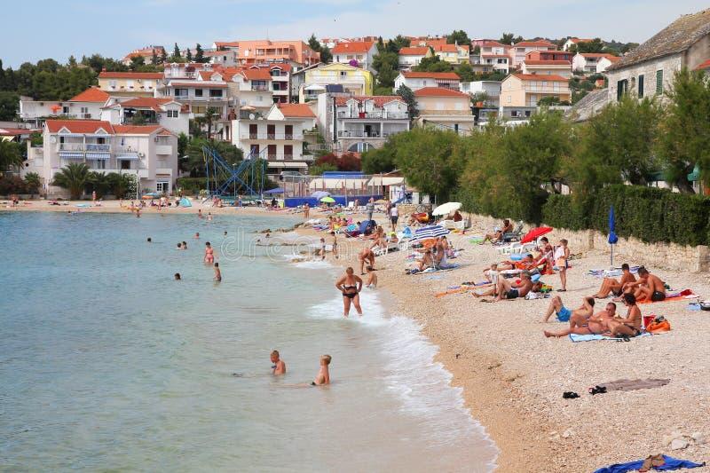 Primosten, Croatia royalty free stock image