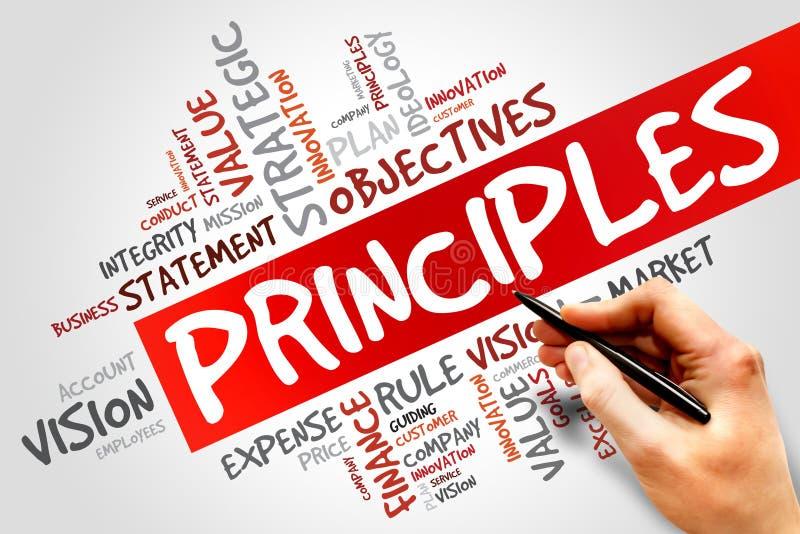 princípios foto de stock royalty free