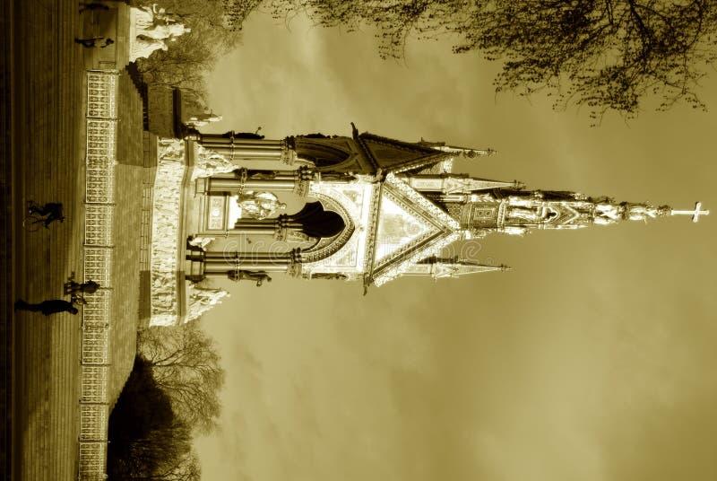 Prince Albert Memorial Stock Images